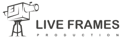 Live Frames Logo